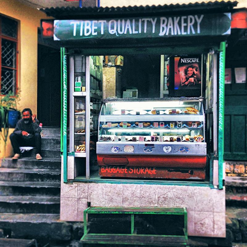 Tibet bakery mcleod ganj