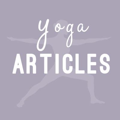 yoga-articles